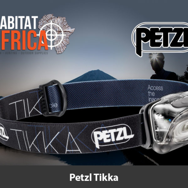 Petzl Tikka Headlamp Royal Blue