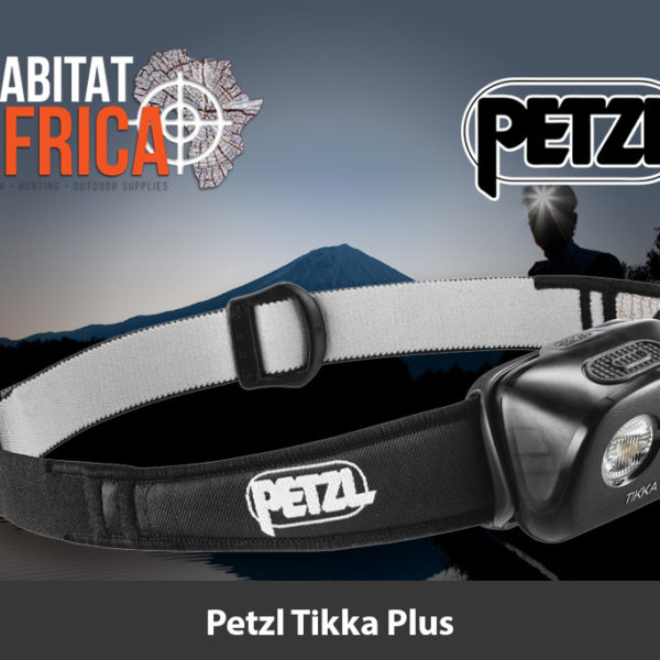 Petzl Tikka Plus Headlamp Black