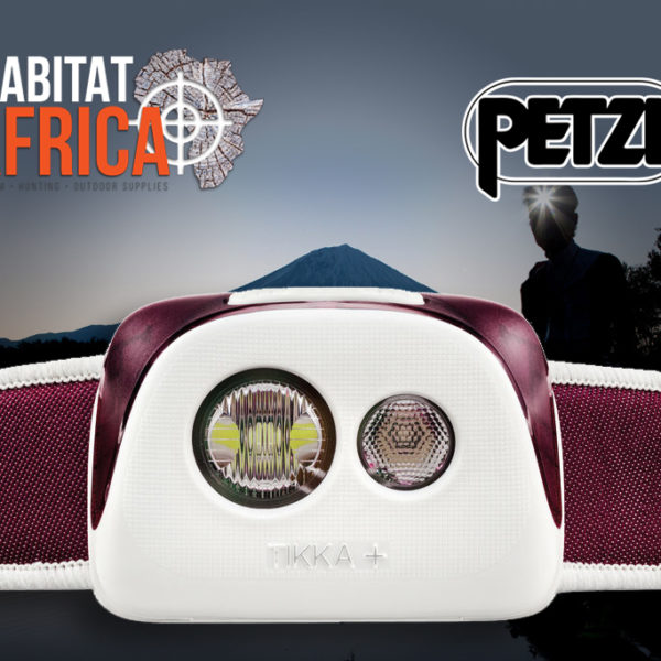 Petzl Tikka Plus Headlamp Front