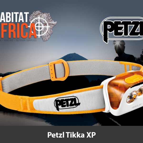 Petzl Tikka XP Headlamp Orange
