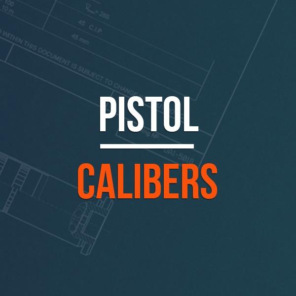 Pistol Calibers