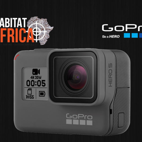 GoPro Hero5 Black Action Video Camera Front