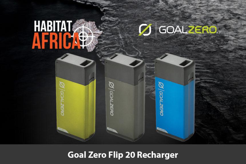 Goal Zero Flip 20 Recharger