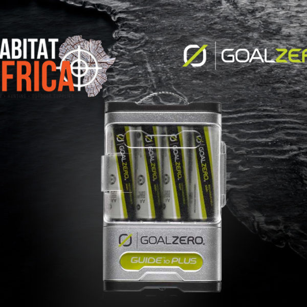 Goal Zero Guide 10 Plus Recharger Batteries