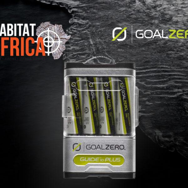 Goal Zero Guide 10 Plus Recharger Batteries