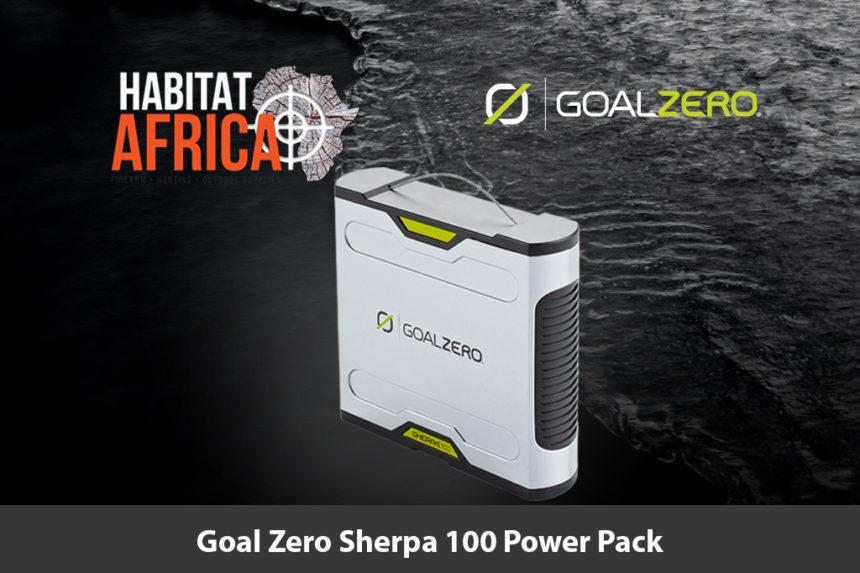 Goal Zero Sherpa 100 Power Pack