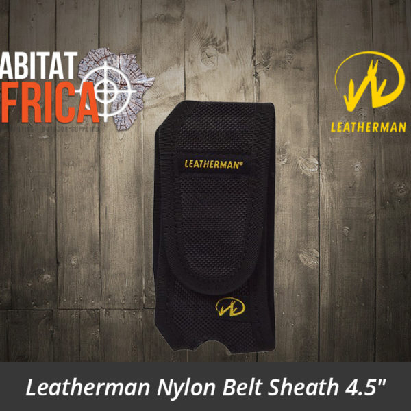 Leatherman Nylon Belt Sheath
