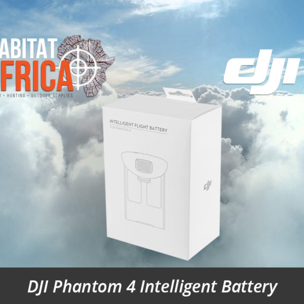 DJI Phantom 4 Intelligent Flight Battery Packaging