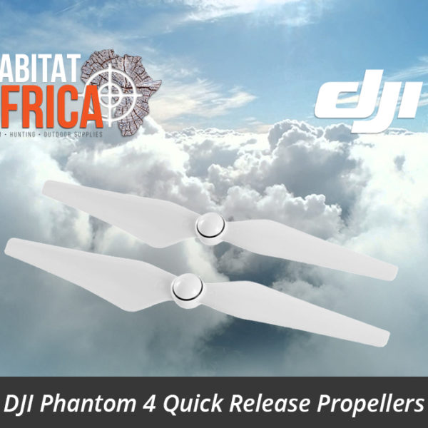 DJI Phantom 4 Quick Release Propellers