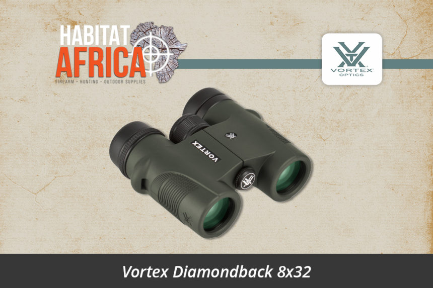 Vortex Diamondback 8x32 Binocular - Habitat Africa | Sport Optics