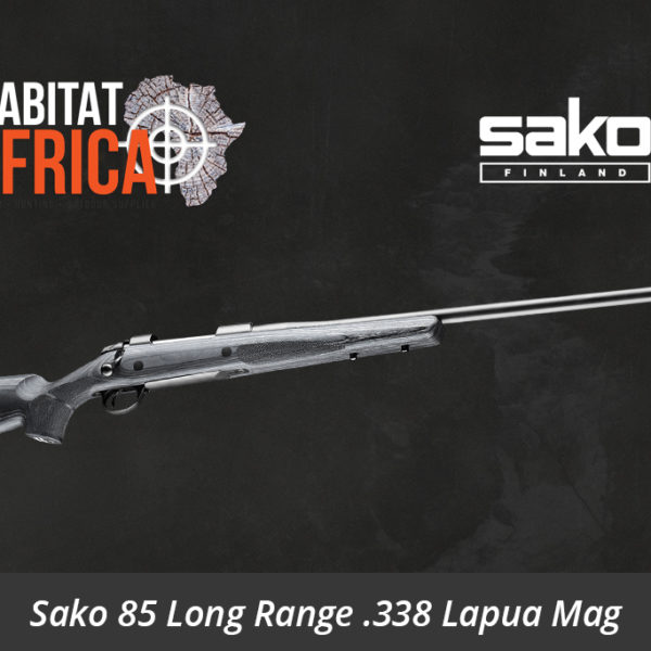 Sako 85 Long Range 338 Lapua Magnum Rifle