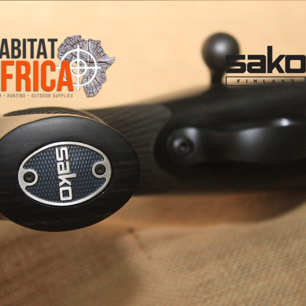 Sako 85 Long Range Rifle Grip and Trigger