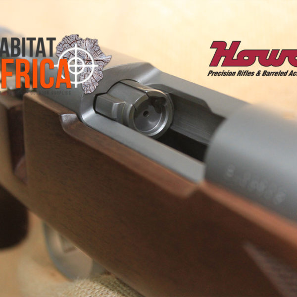 Howa Varmint Walnut 24 inch Stainless Steel Hunting Rifle Bolt Action