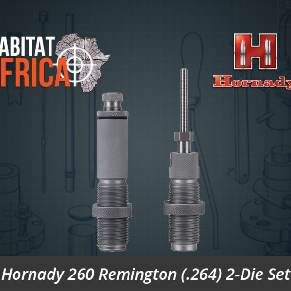 Hornady 260 Remington (.264) 2-Die Set