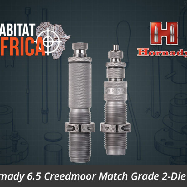 Hornady 6.5 Creedmoor Match Grade 2-Die Set