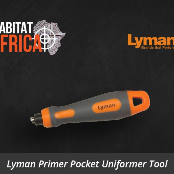 Lyman Large Primer Pocket Uniformer - Habitat Africa | Reloading Tools | South Africa