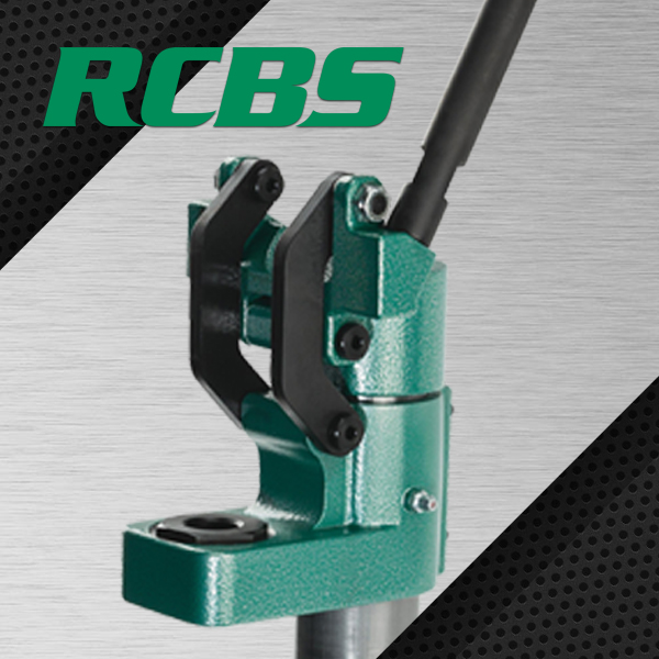 RCBS Reloading Equipment and Reloading Supplies