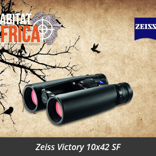 Zeiss Victory 10x42 SF Binoculars - Habitat Africa | South Africa