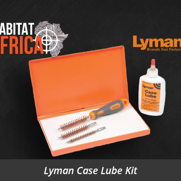 Lyman Case Lube Kit - Habitat Africa | Reloading Equipment | South Africa