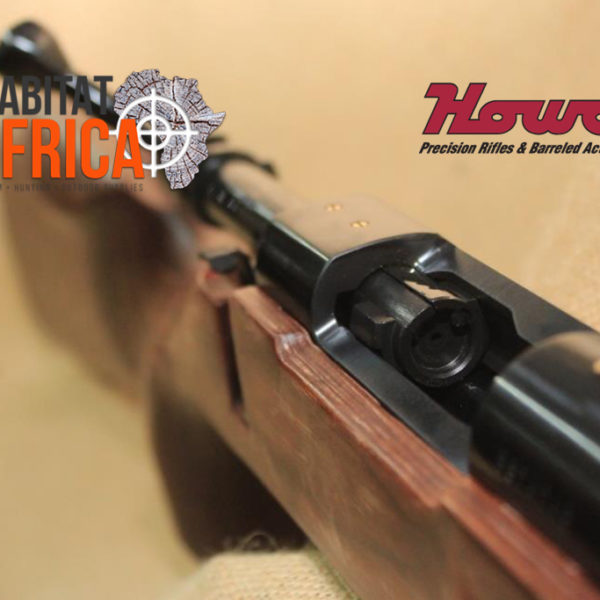 Howa EuroVarmint 20 inch Blued in Nutmeg Laminate Bolt Action