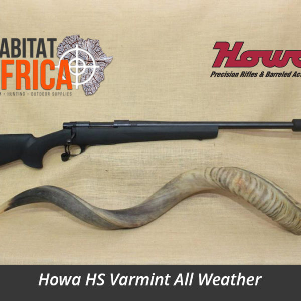 Howa HS Varmint All Weather Hunting Rifle