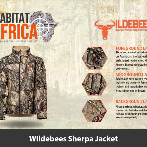 Wildebees Sherpa Jacket
