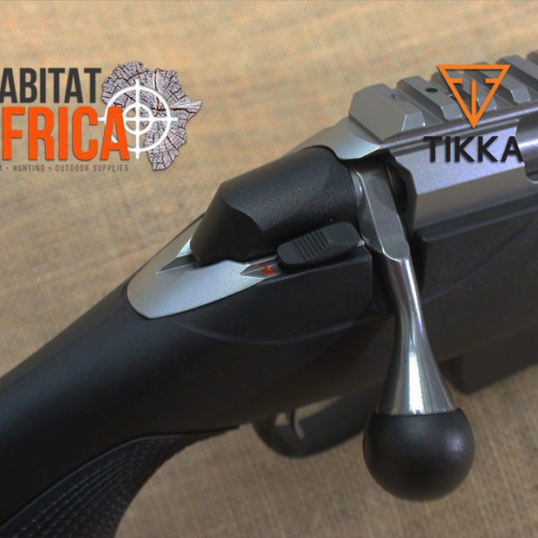 Tikka T3x 260 Remington Super Varmint Reloading Arm