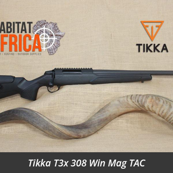 Tikka T3x 308 Winchester Magnum TAC Hunting Rifle