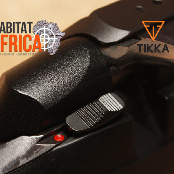 Tikka T3x Varmint Hunting Rifle Safety