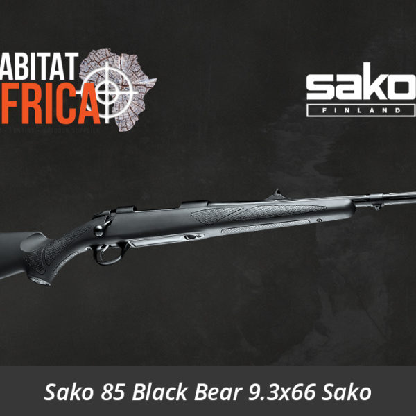 Sako 85 Black Bear 9.3x66 Sako Rifle