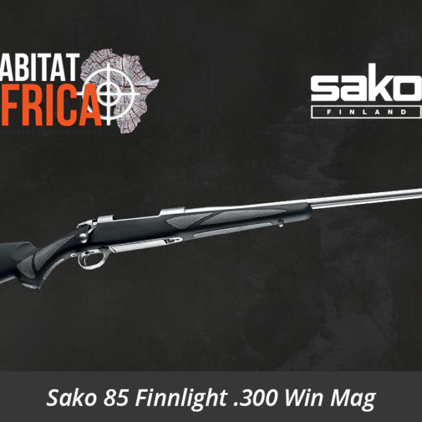 Sako 85 Finnlight 300 Winchester Magnum Hunting Rifle