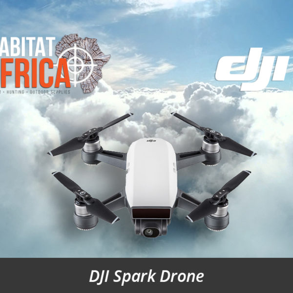 DJI Spark Drone - Habitat Africa | Action Cameras & Drones | South Africa