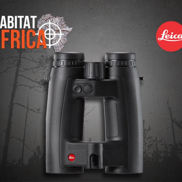 Leica Geovid 10x42 HD-B Rangefinder Binoculars Top View - Habitat Africa | Sport Optics | South Africa