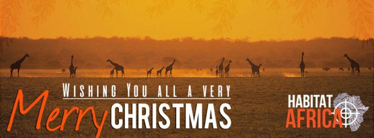 Merry Christmas - Habitat Africa