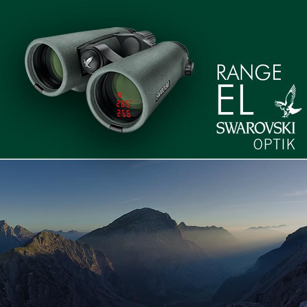 Swarovski EL Range Binoculars