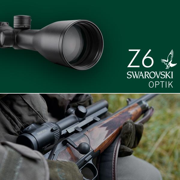 Swarovski Z6 Riflescopes
