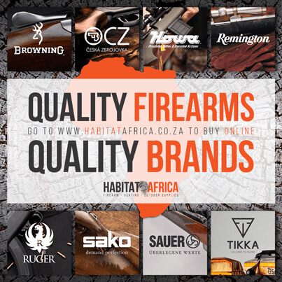 Habitat Africa - Firearm & Hunting Brands