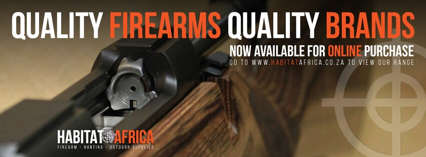 Contact Habitat Africa, South Africa's premier online gun shop and outdoor gear store