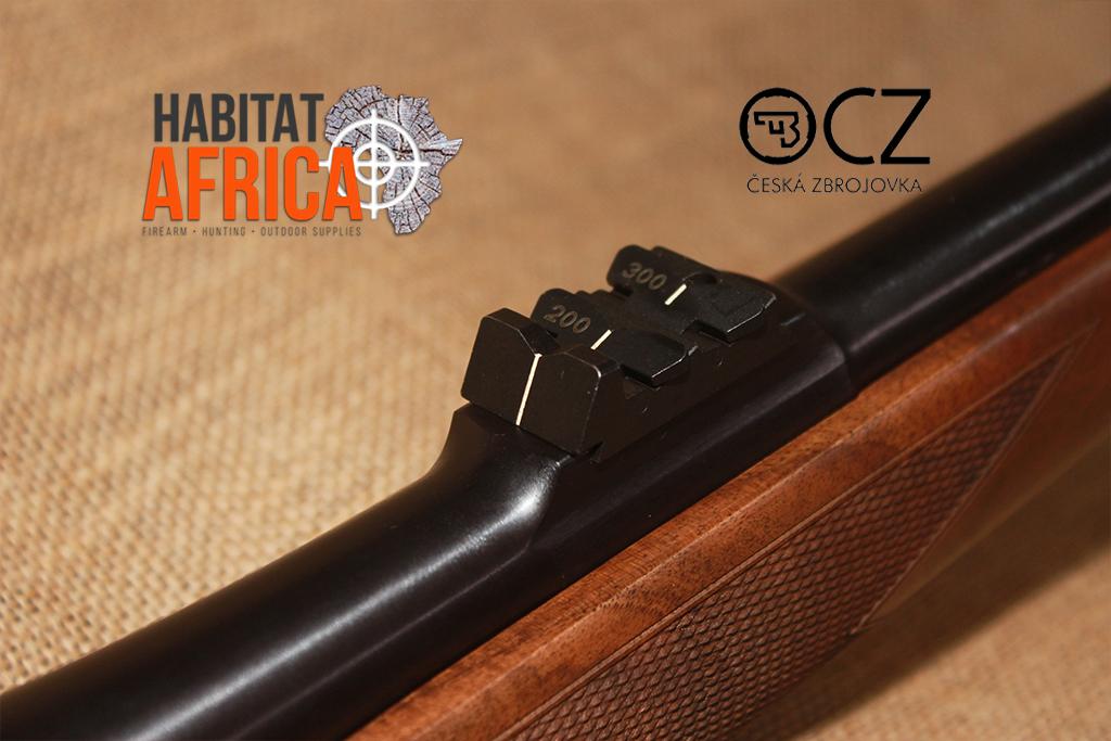 CZ 550 Safari Magnum 375 Holland & Holland Magnum