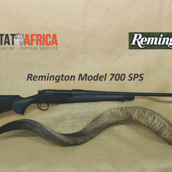 Remington Model 700 SPS 30-06 Springfield