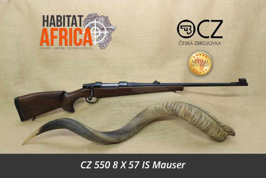 CZ 550 Lux 8 x 57 IS