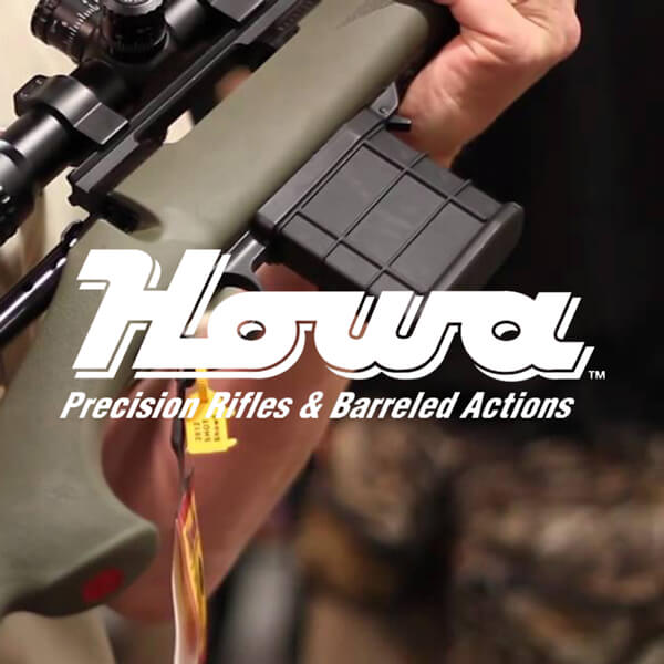 Howa Rifles - Howa Hunting Rifles South Africa