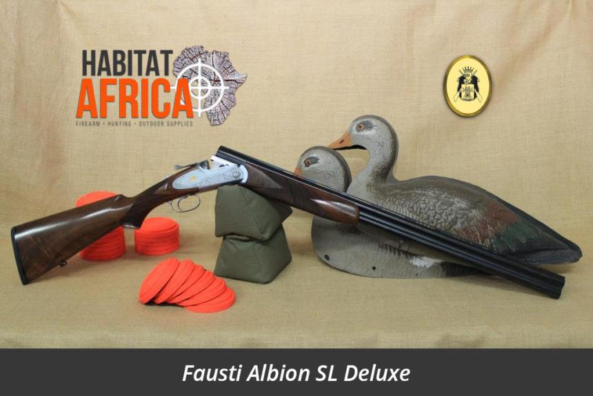 Fausti Albion SL Deluxe Hunting Shotgun