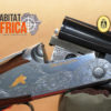 Fausti Albion SL Deluxe Hunting Shotgun - Loader