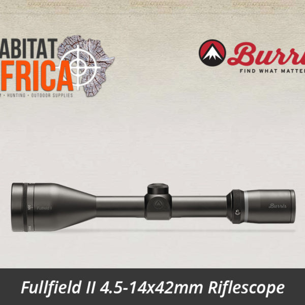 Fullfield II 4.5-14x42mm Riflescope