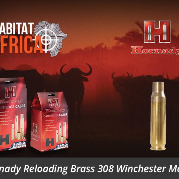 Hornady Reloading Brass 308 Winchester Match