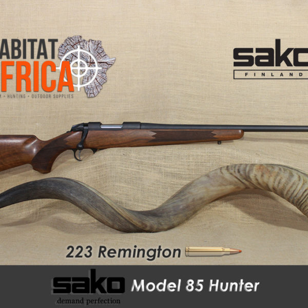 Sako 85 Hunter 223 Remington