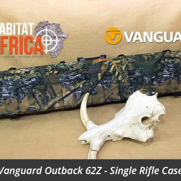 Vanguard Outback 62Z Camo Gun Case