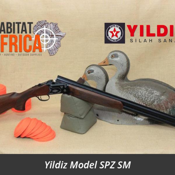 Yildiz Model SPZ SM Over Under Hunting Shotgun