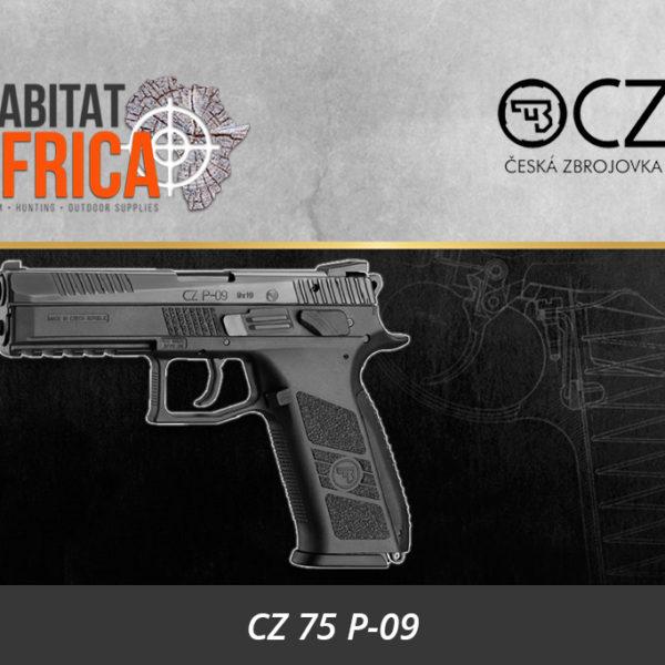 CZ 75 P-09 9mm Pistol